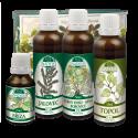 Doplněk z bylin pro posílení a podporu detoxikace