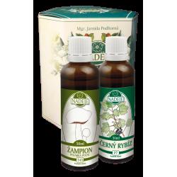 Balíček pro pylové alergiky